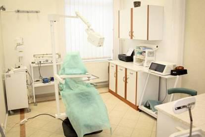 Gáspár Dental régi kezelő