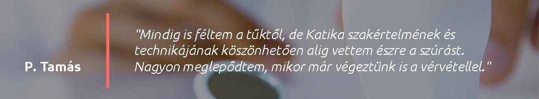 Gáspár Medical Béki Katalin páciens vélemény